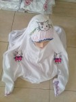 Mukena Anak Sanwos Hello Kitty